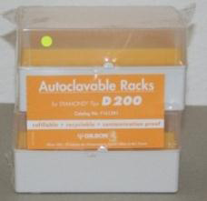 Autoclavable Racks Diamond Tips D 200
