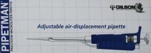 PIPETMAN Precision microliter Pipette P 1000